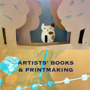 Artists Books & Print Making