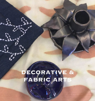 Decorative and Fabric Arts
